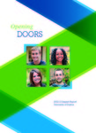 Opening Doors by University of Dayton. Advancement Relations