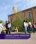 Engage. Inspire. Transform. by University of Dayton. Advancement Relations