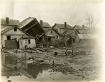 Homes damaged by 1913 flood
