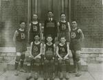 Shrimps basketball team