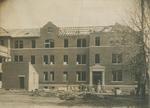 Chaminade Hall Construction