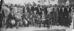 1913 Commencement reception committee