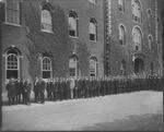 1914 Commencement, Academic procession