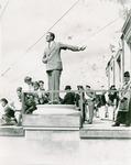 Albert Emanuel Hall dedication