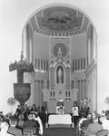 Homecoming Alumni Memorial Mass