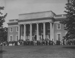 Albert Emanuel Library dedication