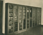 Albert Emanuel Library bookcases