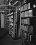 Albert Emanuel Library stacks