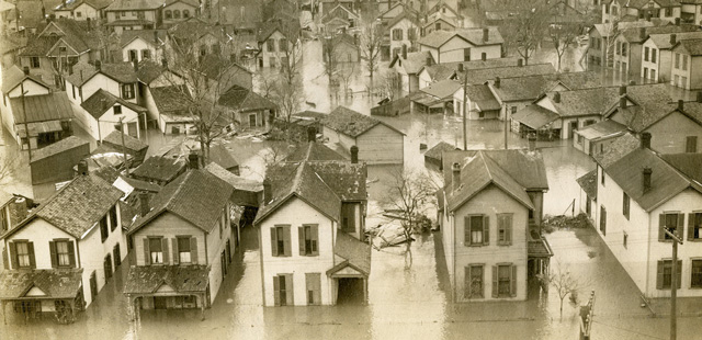 1913 Dayton Flood Collection