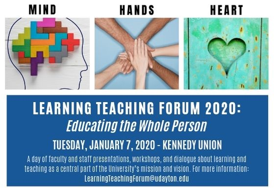 Learning and Teaching Forum