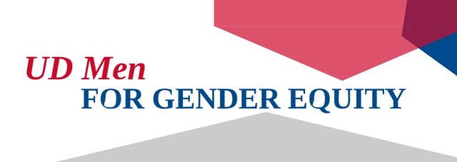 UD Men for Gender Equity Newsletter