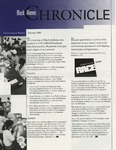 Black Alumni Chronicle, January 1990