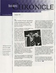 Black Alumni Chronicle, Autumn 1991