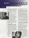 Black Alumni Chronicle, Autumn 1992