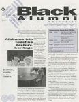 Black Alumni Chronicle, Fall 1995 by University of Dayton