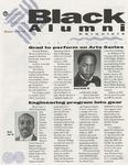 Black Alumni Chronicle, Winter 1995-96