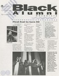 Black Alumni Chronicle, Spring 1996
