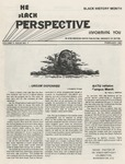 The Black Perspective February 1981