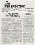 The Black Perspective October 1981