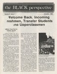The Black Perspective October 1983 by University of Dayton. Black Action Through Unity