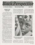 The Black Perspective April 1992 by University of Dayton. Black Action Through Unity