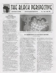 The Black Perspective April 1996 by University of Dayton. Black Action Through Unity