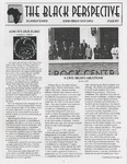 The Black Perspective October 1997 by University of Dayton. Black Action Through Unity