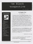 The Black Perspective March 2003 by University of Dayton. Black Action Through Unity