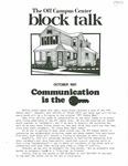 Block Talk (October 1981)