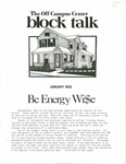 Block Talk (January 1982)