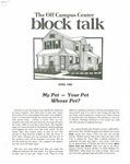 Block Talk (April 1982)