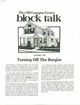 Block Talk (November 1982)