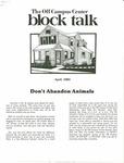 Block Talk (April 1983)