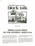 Block Talk (March 1984)