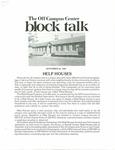 Block Talk (September 1984)