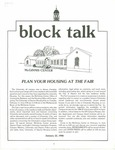 Block Talk (January 1986)
