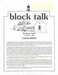 Block Talk (October 1986)