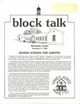 Block Talk (November 1986)