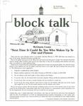 Block Talk (February 1987)