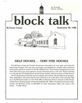 Block Talk (September 1988)
