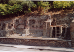 Rome, Via Ostiense, Rupe di San Paolo, Tomb Monuments