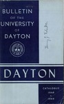 1948-1949 Bulletin