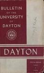 1951-1952 Bulletin