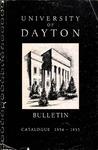 1954-1955 Bulletin