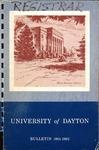 1961-1962 Bulletin