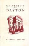 1953-1954 Bulletin