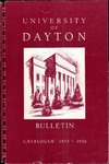 1955-1956 Bulletin