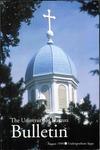 1999-2000 Bulletin