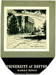 1961-1962 School of Engineering Graduate Bulletin