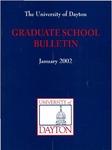 2002-2003 Bulletin